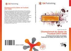 Bookcover of Championnat du Qatar de Football 2007-2008