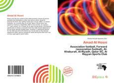Couverture de Amad Al Hosni
