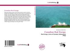 Couverture de Canadian Red Ensign