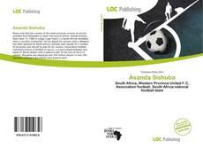 Capa do livro de Asanda Sishuba