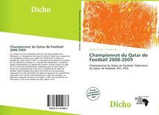Bookcover of Championnat du Qatar de Football 2008-2009