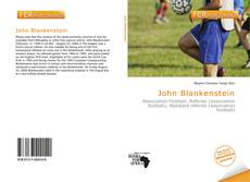 Capa do livro de John Blankenstein