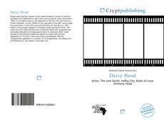 Bookcover of Daisy Head