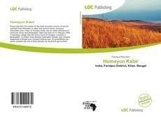 Borítókép a  Humayun Kabir - hoz