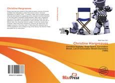 Copertina di Christine Hargreaves