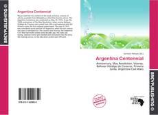 Copertina di Argentina Centennial