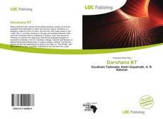 Capa do livro de Darshana KT