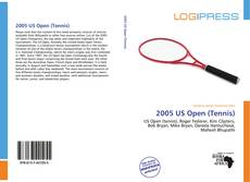 2005 US Open (Tennis)的封面