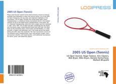 Capa do livro de 2005 US Open (Tennis)