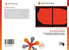 Bookcover of Geoffrey Hayes