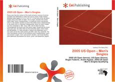 2005 US Open – Men's Singles的封面