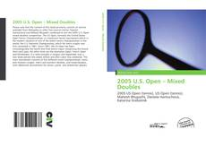 Обложка 2005 U.S. Open – Mixed Doubles