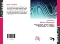 Обложка Arthur Petrosyan