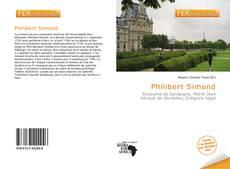 Couverture de Philibert Simond