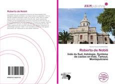 Roberto de Nobili的封面
