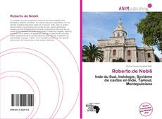 Bookcover of Roberto de Nobili