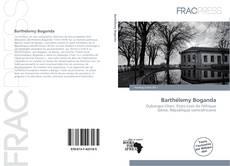 Capa do livro de Barthélemy Boganda