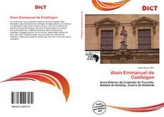 Bookcover of Alain Emmanuel de Coëtlogon