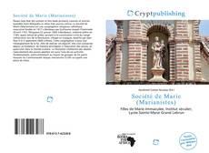 Couverture de Société de Marie (Marianistes)