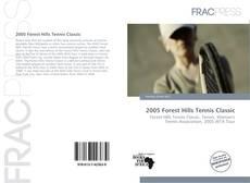 Capa do livro de 2005 Forest Hills Tennis Classic