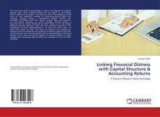 Bookcover of Linking Financial Distress with Capital Structure & Accounting Returns