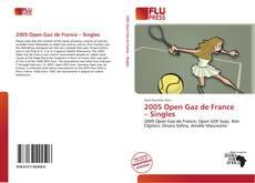 2005 Open Gaz de France – Singles kitap kapağı