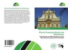 Обложка Pierre-François-Xavier de Charlevoix