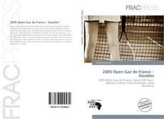 2005 Open Gaz de France – Doubles kitap kapağı