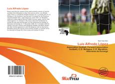 Обложка Luis Alfredo López