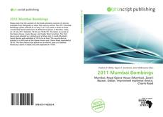 Bookcover of 2011 Mumbai Bombings