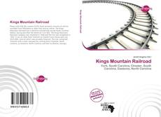 Bookcover of Kings Mountain Railroad