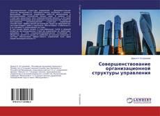 Обложка Совершенствование организационной структуры управления