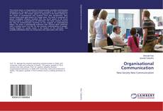 Couverture de Organisational Communication