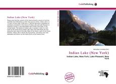 Bookcover of Indian Lake (New York)