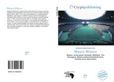 Capa do livro de Mauro Blanco
