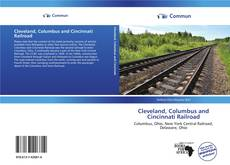Обложка Cleveland, Columbus and Cincinnati Railroad
