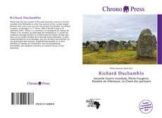 Capa do livro de Richard Duchamblo