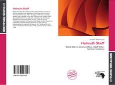 Обложка Helmuth Stieff