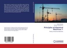 Principles of Electrical Machines 1 kitap kapağı