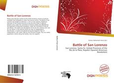 Bookcover of Battle of San Lorenzo