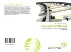 Couverture de Harvard Branch Railroad