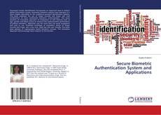 Capa do livro de Secure Biometric Authentication System and Applications