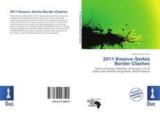 Portada del libro de 2011 Kosovo–Serbia Border Clashes