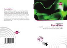 Couverture de Helmut Wick