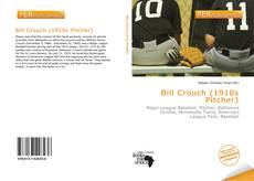 Couverture de Bill Crouch (1910s Pitcher)