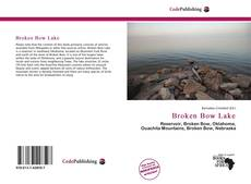 Bookcover of Broken Bow Lake