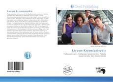Bookcover of Liceum Krzemienieckie
