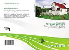 Copertina di Montague Summers