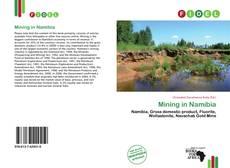 Mining in Namibia的封面