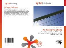Bookcover of Au Yeung Yiu Chung